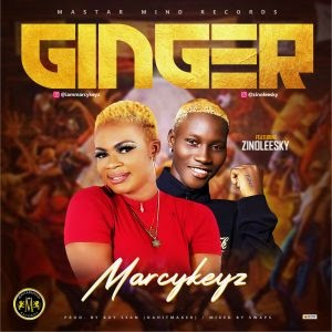Download Music Mp3:- Marcykeyz Ft Zinoleesky – Ginger