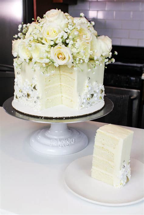 wasc cake recipe white almond sour cream cake