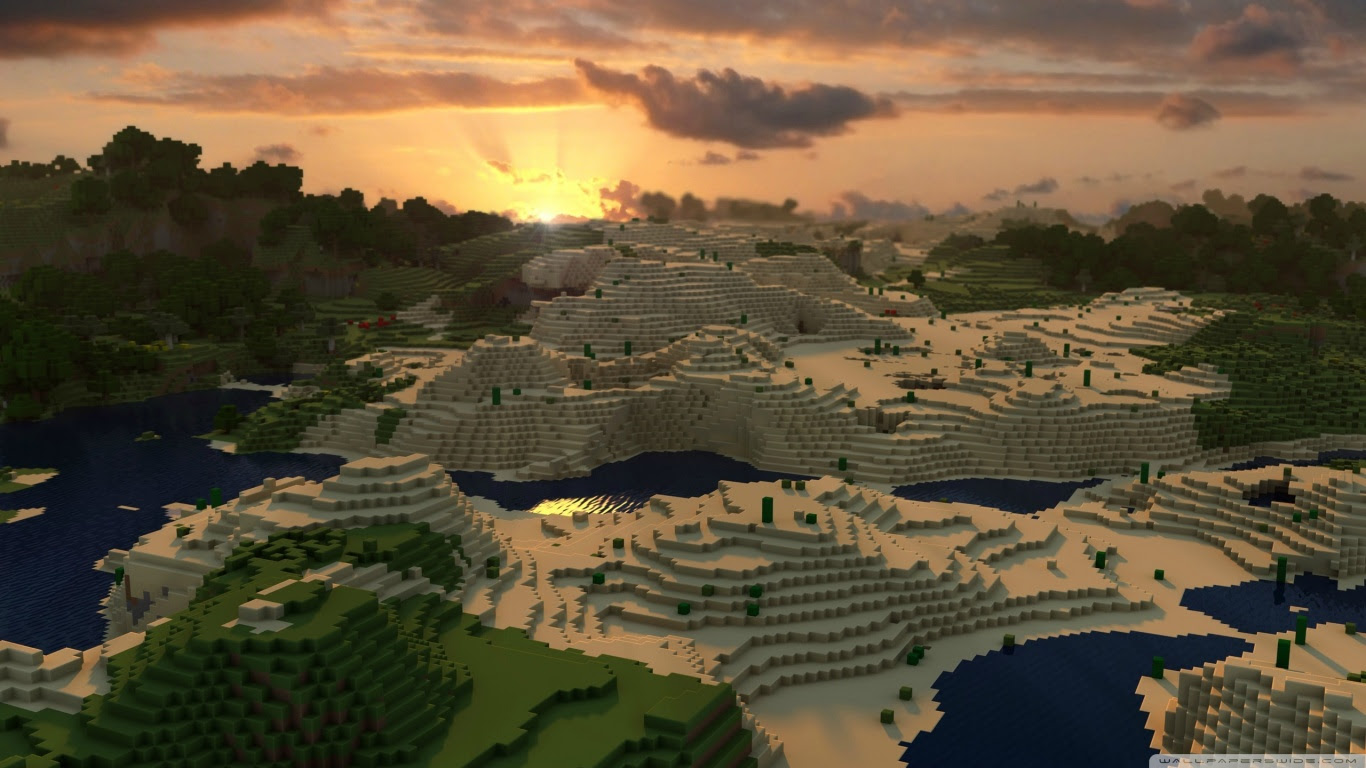 Wallpaper Hd Minecraft