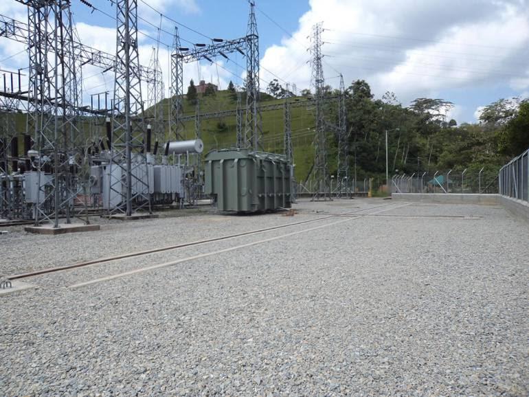 Resultado de imagen para Central Hidroelectrica Playas epm