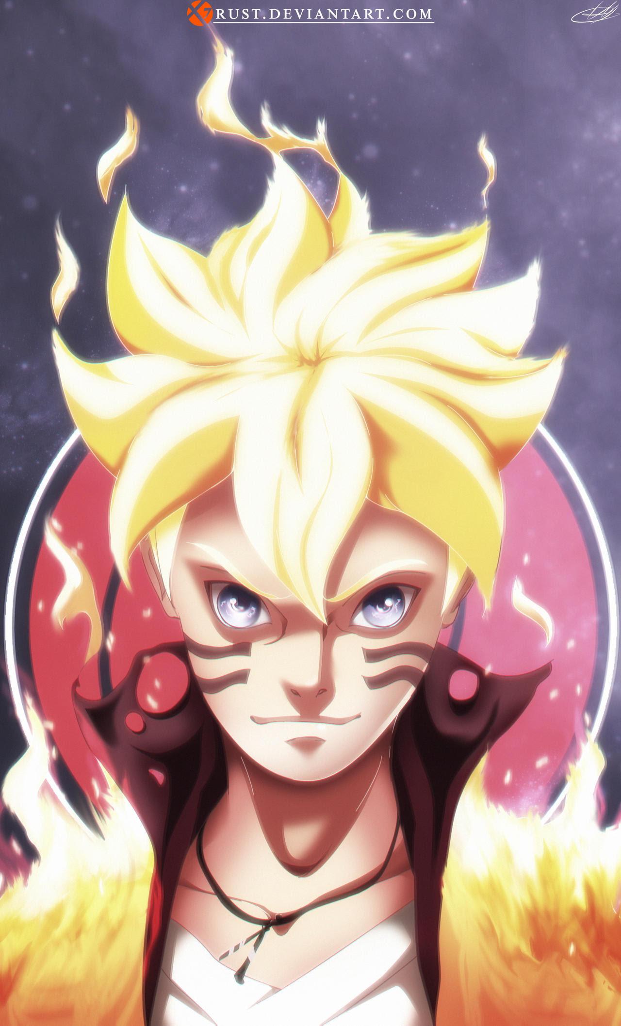 Naruto Shippuden Naruto Sage Mode Wallpaper