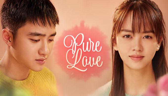 pure love dorama romantico