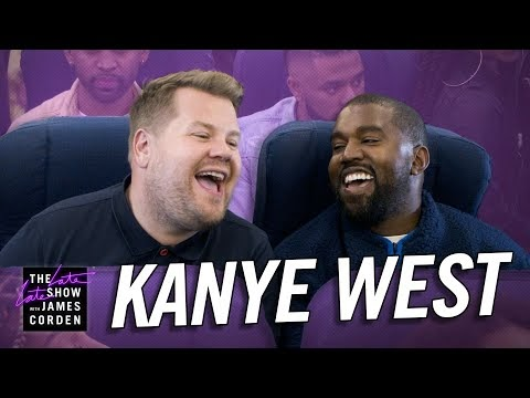 What @DannyVic is Watching? #1 - Kanye West Airpool Karaoke