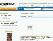 Il sito di Amazon