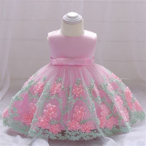 Baby Girl Clothes 2 Years Dresses For Girls Lace Princess