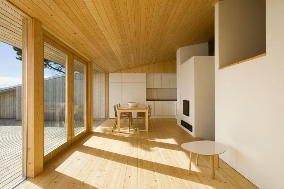 Villa Mecklin - Huttunen + Lipasti + Pakkanen Architects, Arquitectura, diseño, casas