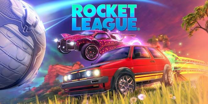 تحميل لعبة Rocket League مجاناً