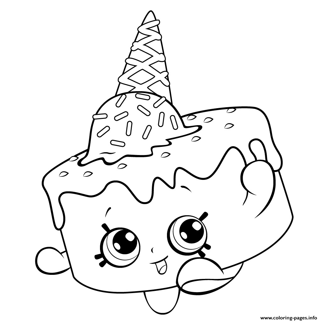 Awesome Cute Ice Cream Coloring Pages Anyoneforanyateam