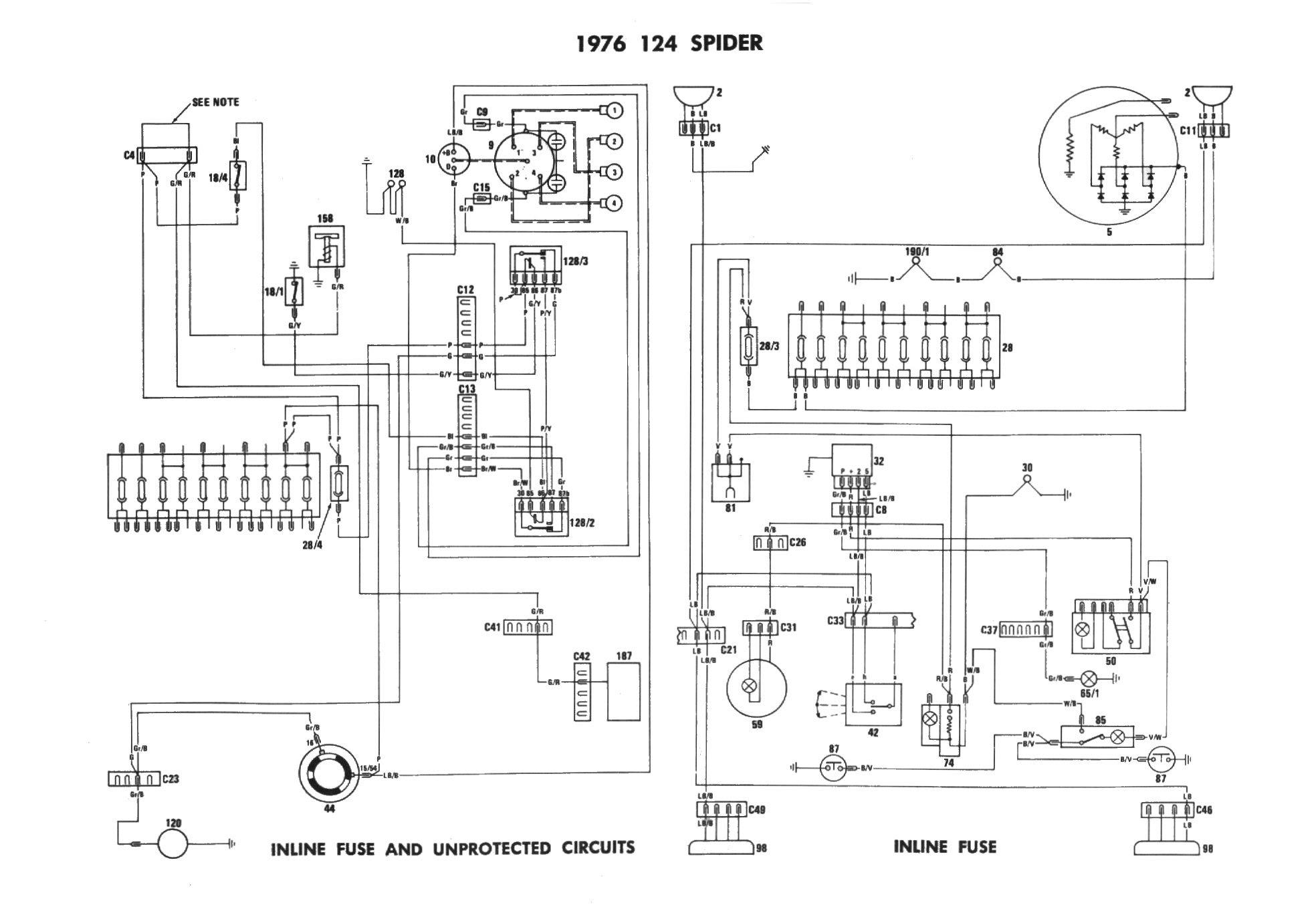 80 280zx Harnes Pinout Diagram