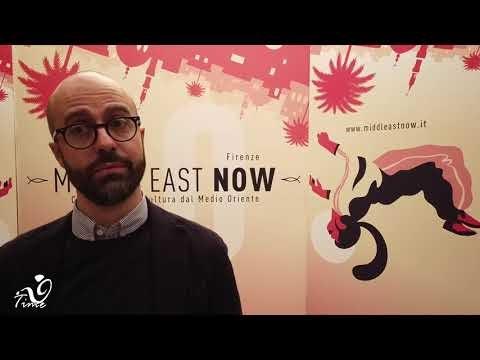 مقابلة خاصة مع مدير مهرجان الشرق الاوسط الان  ايطاليا