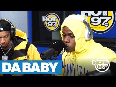 Da Baby Freestyles On Hot 97