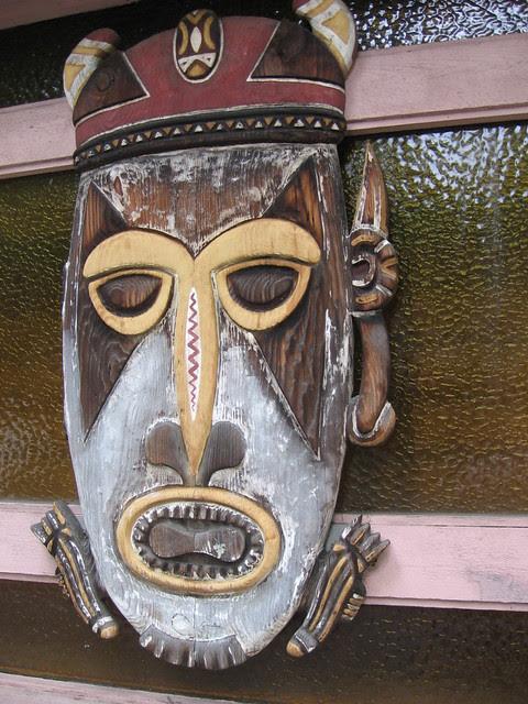 tiki mask 1