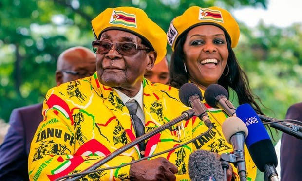 Zimbabwe military threatens to remove Mugabe [VIDEO]