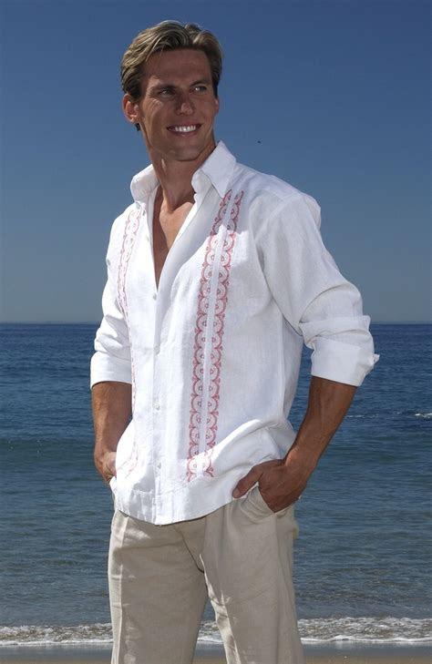 colima custom italian linen shirts wedding tropics