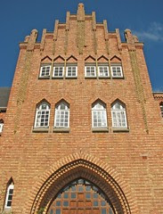 Quarr Abbey Guest House, by Lawrence Lew, OP: /www.flickr.com/photos/paullew/