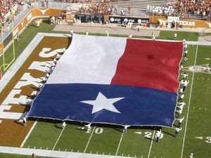 The World's Largest Texas flag!