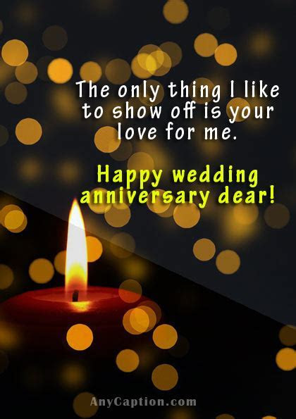 Wedding Anniversary Captions for Couple   Sweet Romantic