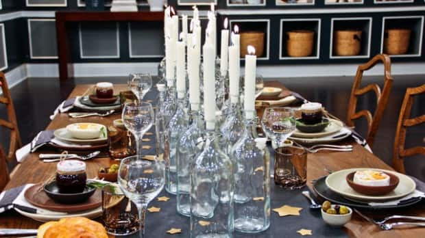 Quick, Inexpensive Table Settings For Casual Dinner Parties  Steven and Chris