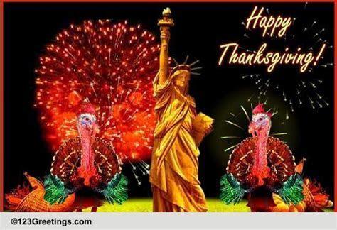 American Thanksgiving Dance! Free Happy Thanksgiving