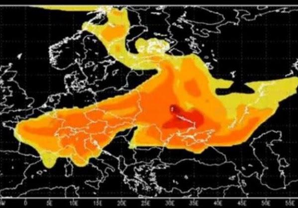 Βίντεο Σοκ: Πως έφτασε η ραδιενέργεια του Τσερνόμπιλ στην Ελλάδα