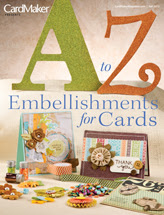A to Z Embellishments Fall 2012