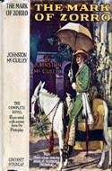 The Mark of Zorro by Johnson (1920)