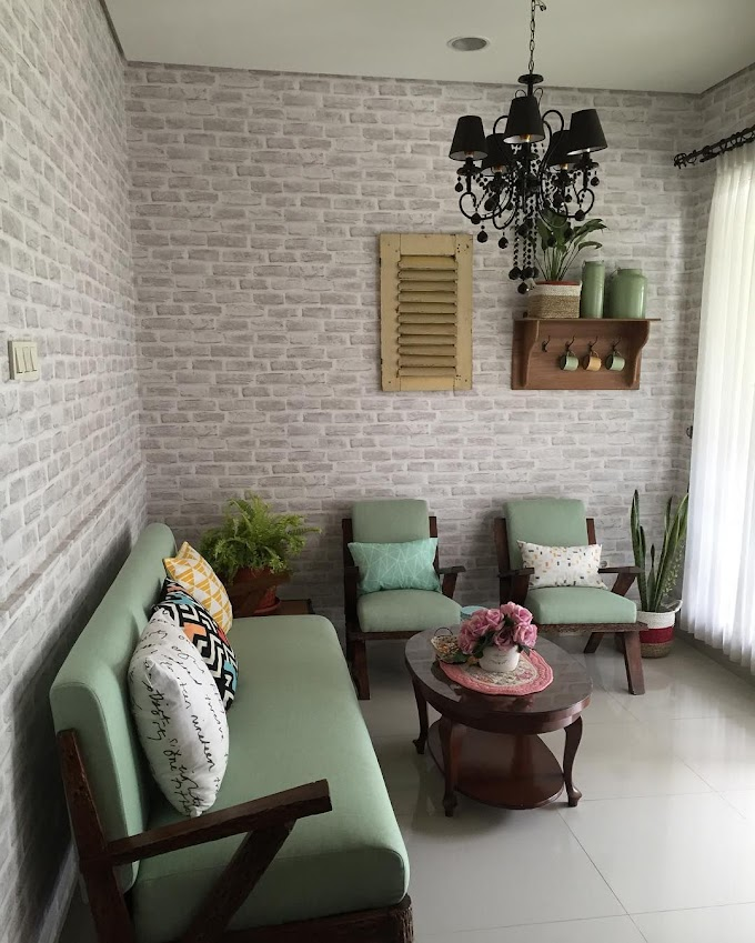 Ruang Tamu Full Kaca | Ide Rumah Minimalis