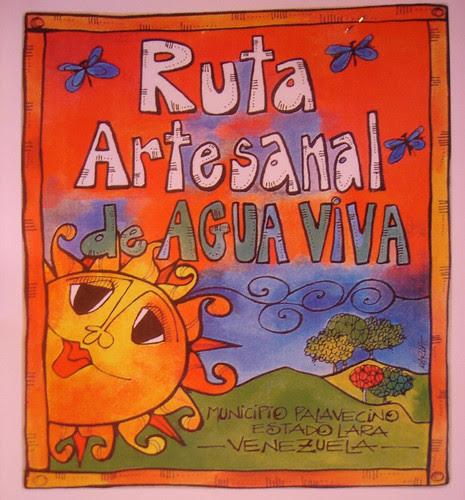 Ruta Artesanal Agua Viva por Barquisimeto - Ciudad Crepuscular.