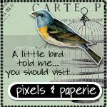 Pixels and Paperie