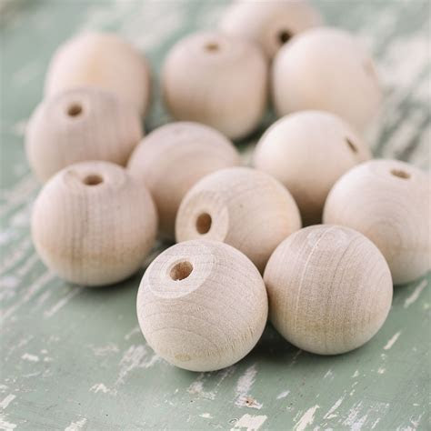 Unfinished Wood Ball Knobs   Wooden Balls and Ball Knobs