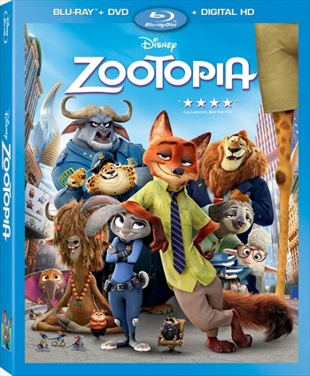 Zootopia 2016 Dual Audio ORG Hindi 480p BluRay 300mb