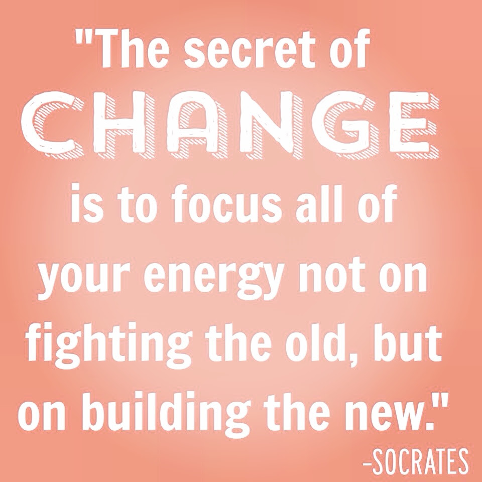 Top 13 Inspirational Quotes Of 2014 7 The Secret Of Change