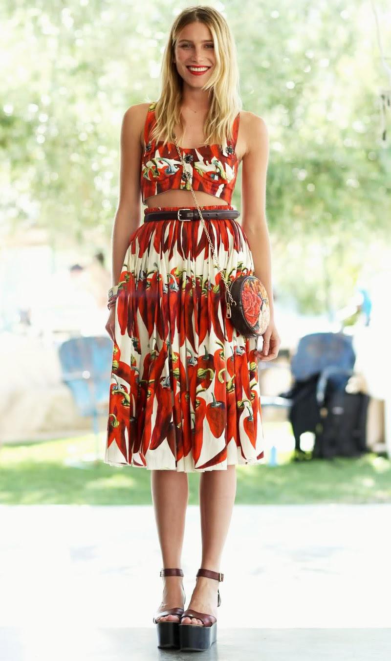 Fashion Model Dree Hemingway, Dolce and Gabbana Style inspiration, Fashion photography, Long hair