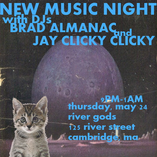 New Music Night 6 Space Kitten