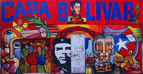 Casa Bolivar by Alejandro Bonilla