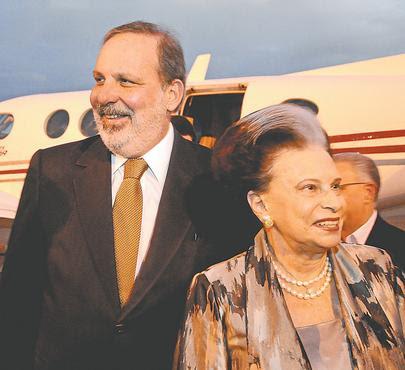Dona do Carmo vê terceira geração da sua família chegar a um posto ministerial. Foto: Divulgação