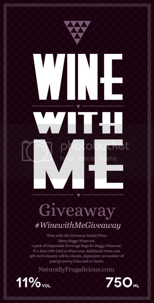 Wine with Me Giveaway & Blogger Opportunity | #WinewithMeGiveaway Sign ups close 12/29