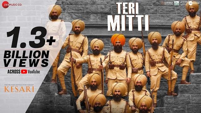 Teri mitti me mil jawa lyrics - B prak Lyrics | lyrics for romantic song