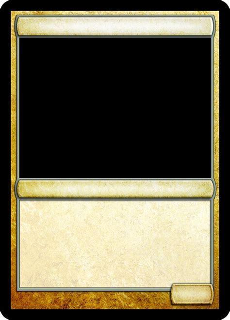 Image result for template rpg cards   MTG   Pinterest