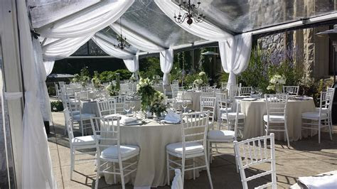 Black & White Party Rentals Parksville BC/Vancouver Island