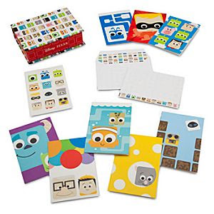 Disney/Pixar Note Card Set