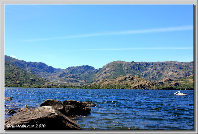 3 lago de Sanabria