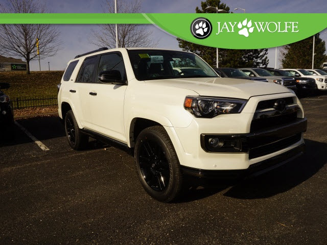 2019 Toyota 4runner Limited Nightshade Edition Price Toyota Motor 2019