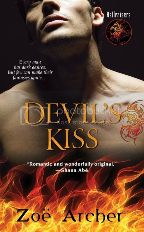 Devils Kiss Cover