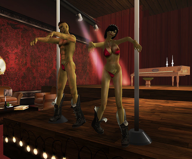 Stripper Zombies V