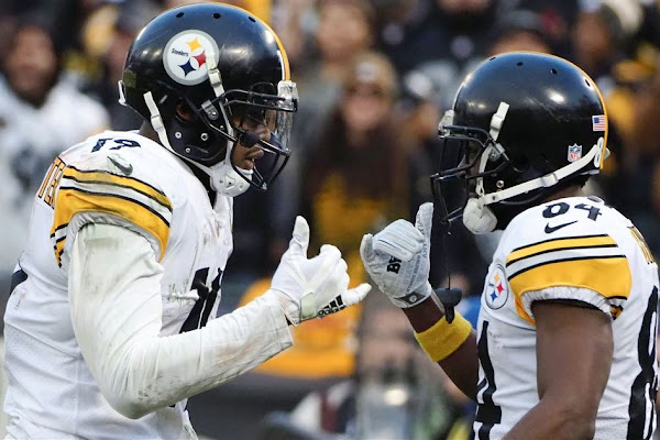 96793356be9 Google News - Steelers' Antonio Brown adds 's' to jersey - Overview