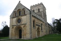 St Mary the Virgin, Iffley
