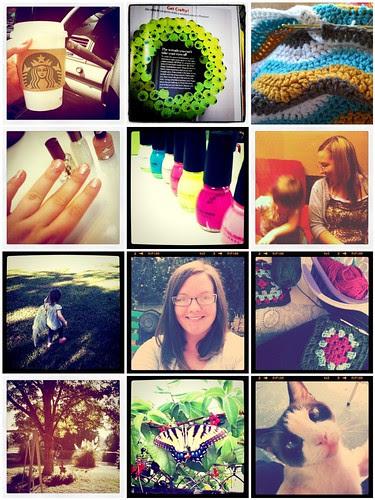 First Instagram Collage