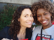 GLOZELL AND MINNIE DRIVER