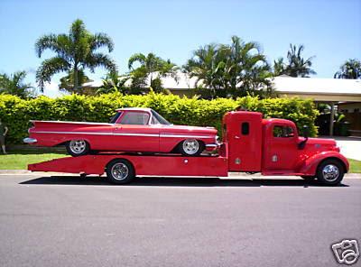 Vintage Car Hauler Trucks For Sale